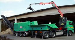 HEM1000 DXL  Mobile Chippers