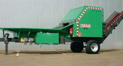 AZ 30 D Mobile shredders