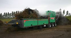 AZ 965 D(XL) Titan Mobile shredders