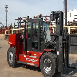 TX-4030 Rigger Truck