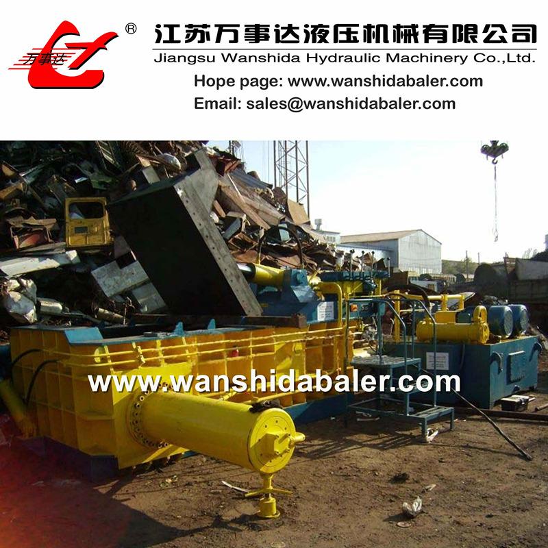 250ton Scrap Metal Baler
