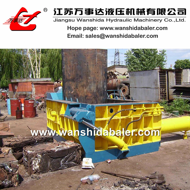 Y83-160 Scrap Metal baler/Hydraulic Metal Baler