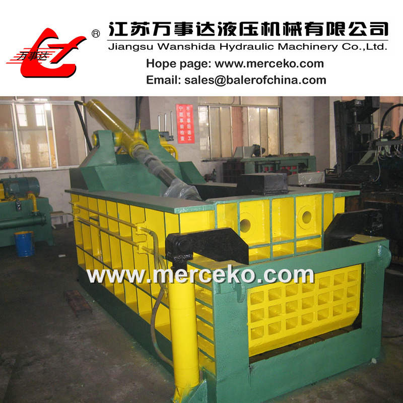 Y83-1350 Front out Metal Baler