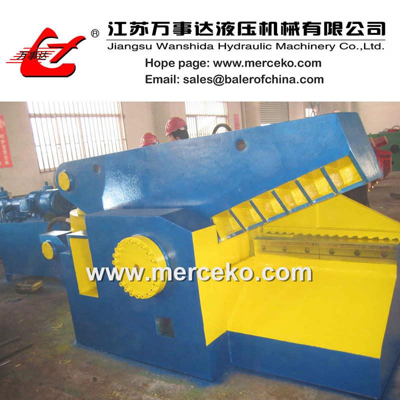 Hydraulic Metal Shear(Q43-2000)