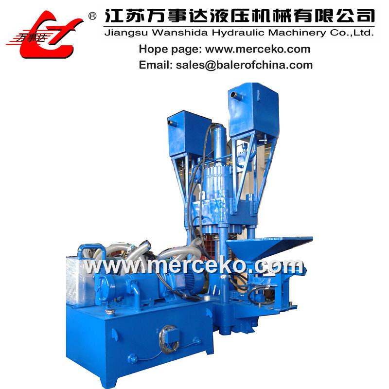 Metal Scrap Briquetting Press 630ton