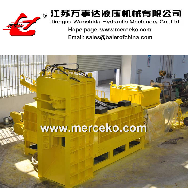 Y83Q-4000G Scrap Metal Baler Shear