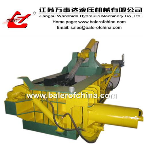 Hydraulic Metal Balers/Compactors