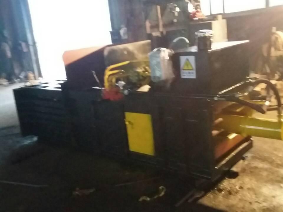 Automatic Metal Baling Machine