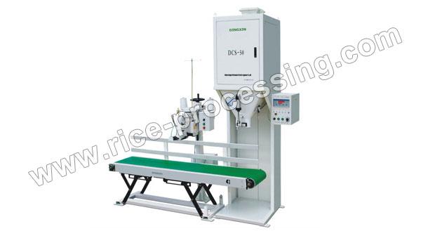 DCS Series Rice Packing Machine