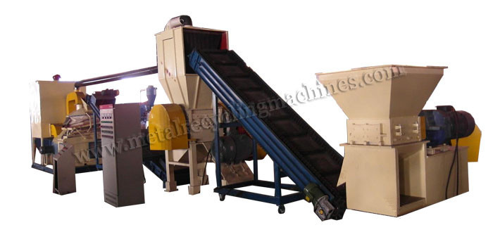 Radiator Recycling Plant