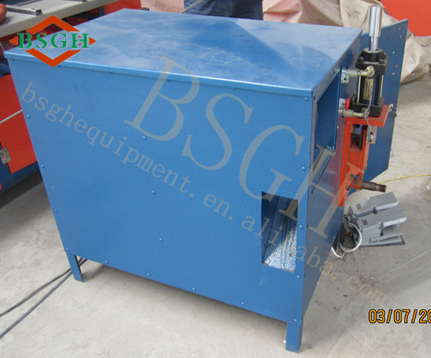 Bs 009 automatic scrap electric wire stripping peeling for Electric motor recycling machine