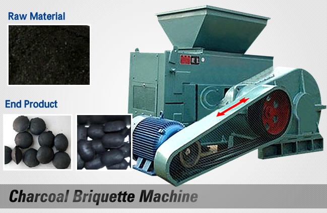 Materials Available for Iron Powder Briquette Machine