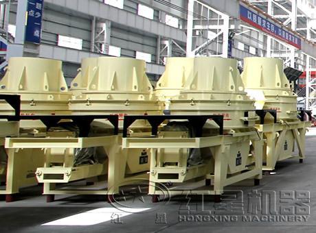 Application Ranges of FTM VSI Sand Maker