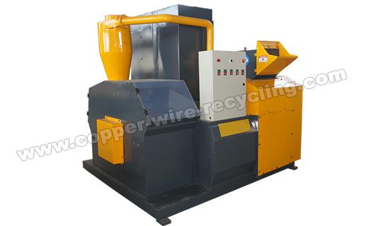 400 Copper Cable Granulator