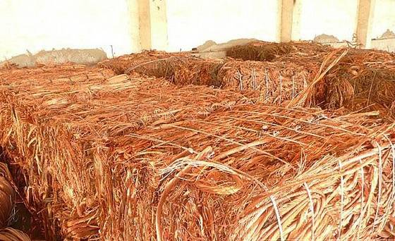 High Purity Copper wire scrap 99.99/mill berry copper scrap for sale