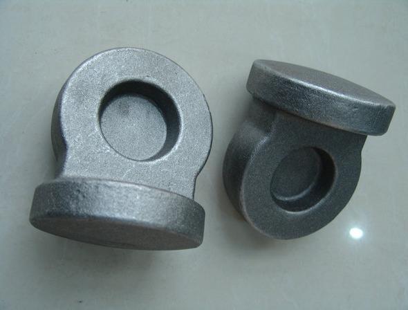Custom steel forging