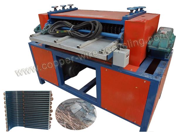 AC Copper and Aluminum Separator
