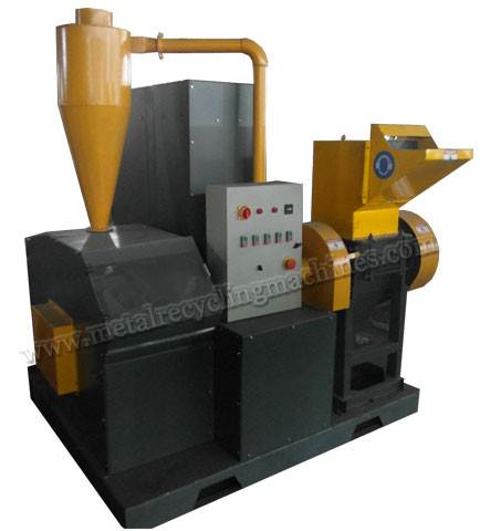 Practical Copper Cable Granulator