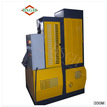 Small Automatic Recycling miniBS-400 Copper Wire And Cable Granulator Machine