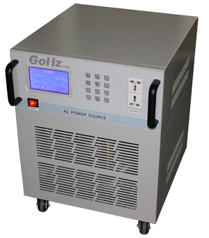 400Hz Power Supply for Aircraft