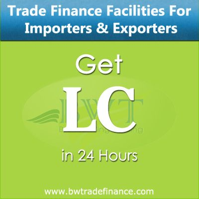 Avail LC (MT-700) for Importers and Exporters