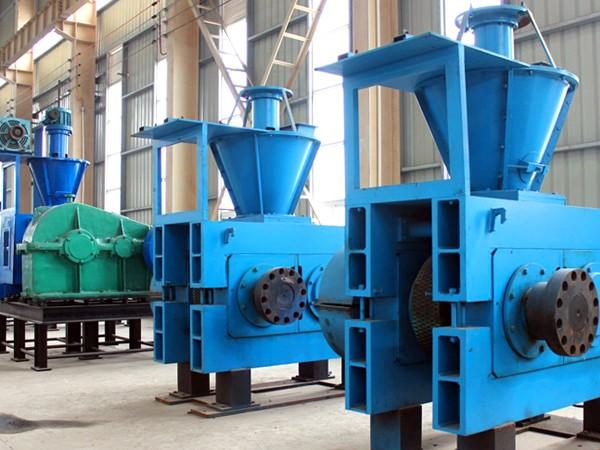 Output Parameters of Iron Powder Briquette Machine