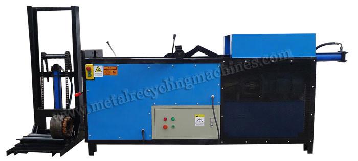 Motor Stator Recycling Machine