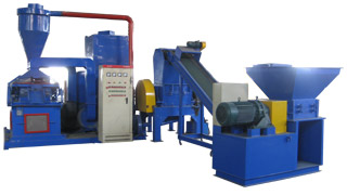 Powerful Copper Wire Recycling Plant