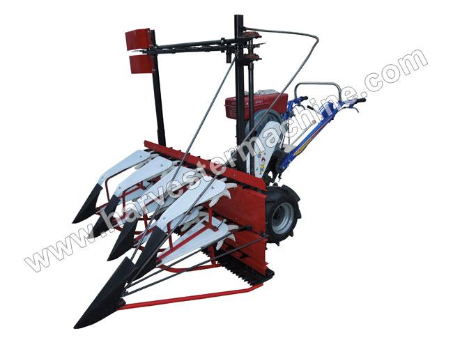4G-120S Mini Sesame/Reed Harvester