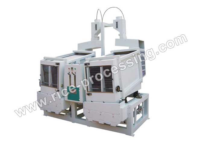MGCZ Series Double-body Gravity Paddy Separator