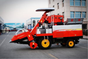 4YZP-2 Type Corn Combine Harvester
