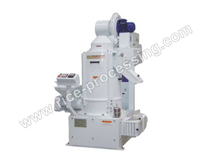 MNTL Series Verticle Rice Milling Machine
