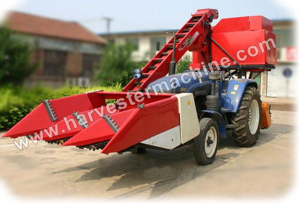 4YB-2 Corn Combine Harvester