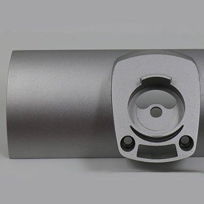 Aluminum ADC11 Grinding Wheel, Sand Blasting Oil Coating Service
