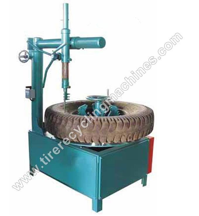Tire Sidewall Cutter Machine for Sale