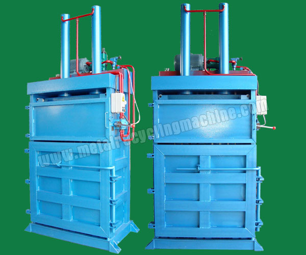 Hydraulic Vertical Baling Press