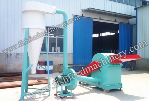 9FQ Series Fish Feed Hammer Mill 150-250kg/h FY-360