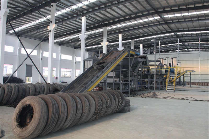 Tyre Powder Production Line