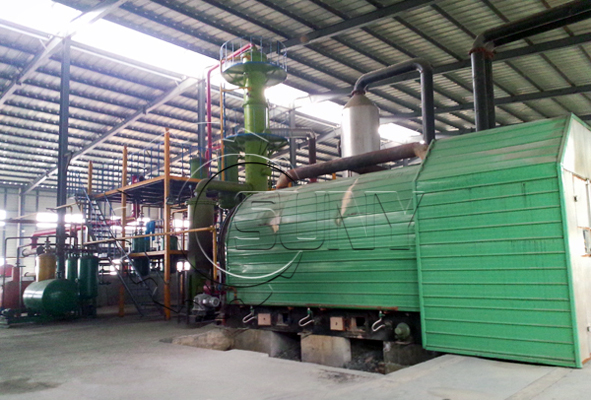 Pyrolysis Project