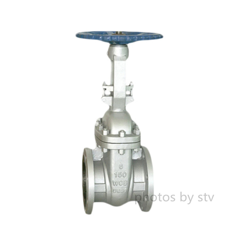 Cast Seel Gate Valve Class 150,6 Inch,8 Trim,Flange End