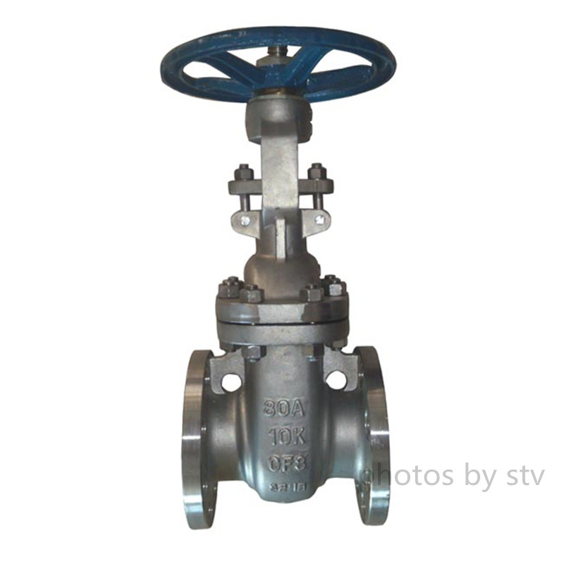 JIS 10K Stainless Steel Gate Valve ,80A,SUS 304,Flange End