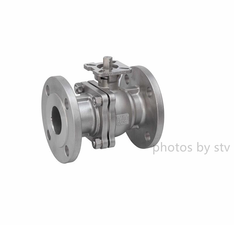 PrevNext JIS 10K Flanged Ball Valve,ISO5211 Mounting Pad,SCS13,50A