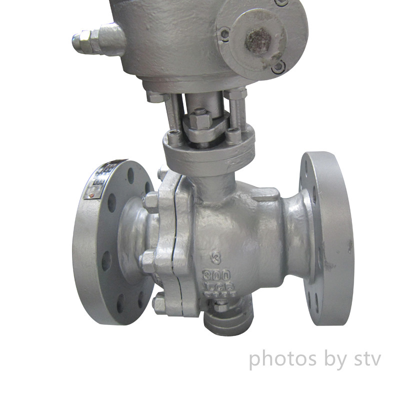 Full Bore Flange Ball Valve,API 6D,DN200,300LB