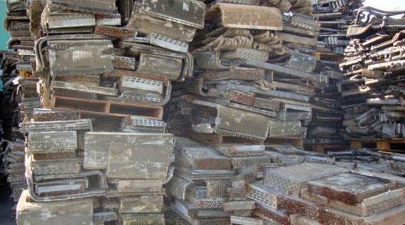Copper / Aluminum Radiators/ Fe Scrap - Where to Sell
