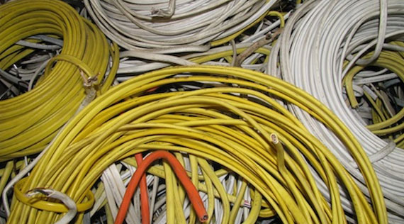 Romex Wires Scrap - Where to Sell, Prices, Grades, ISRI Specs