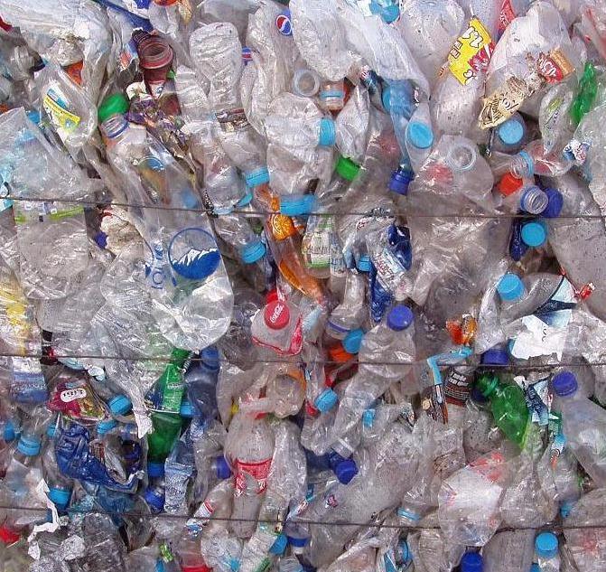 Pet Bottles Scrap