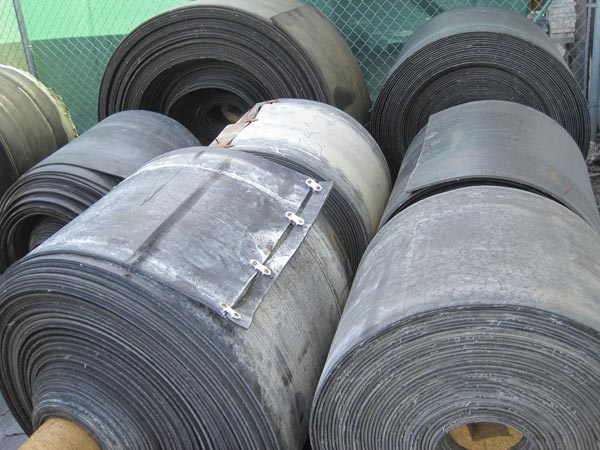 Used Conveyor Belt Scrap Sell11186