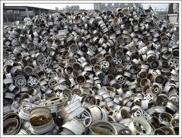 ALUMINUM AUTO WHEEL SCRAP