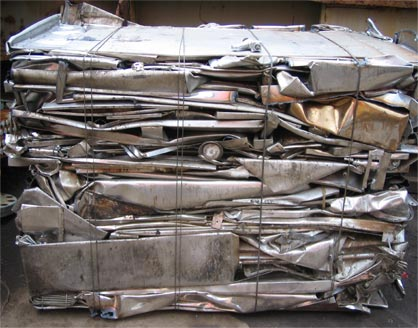 STAINLESS STEEL SCRAPS SS304 FOR SALE