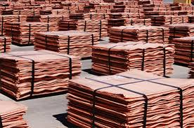 Copper cathodes scrap